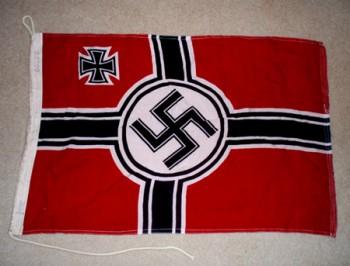 Kriegsflagge